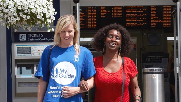 Guide Dogs UK Charity For The Blind And Partially Sighted