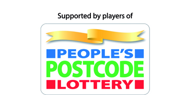 People's Postcode Lottery player supported logo