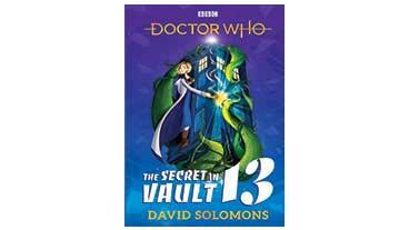Book cover of 'Dr Who Secret in Vault 13'