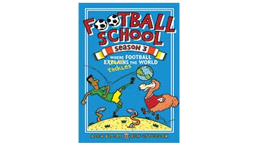 Book cover of 'Football School 3'