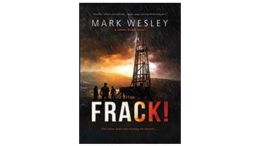 Book cover of 'Frack!'
