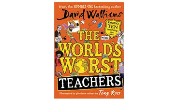 Book cover of 'World's Worst Teachers'